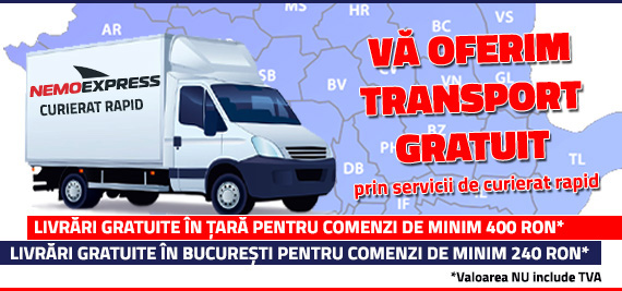 Transport Gratuit!