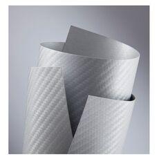 Carton doar pentru tipar laser BATIK SILVER argintiu, format A4, 220g/mp