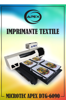 Imprimanta DTG - Imprimare pe textile