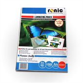 Folie de laminat lucioasa tip plic A5 - RONIC