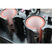Presa transfer termic cani MICROTEC MPA-500B