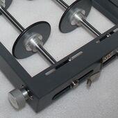 Sistem imprimare pe rotund sau conic