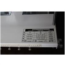 Echipament electric profesional de gaurit hartia cu 1 burghiu SPC FP - III 100 (NT)