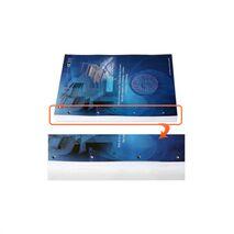 Echipament manual profesional de gaurit hartia cu 1 burghiu SPC FP - I (X)