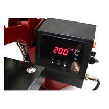 Presa de transfer pentru sepci MICROTEC MEHP-200 (2 in 1)