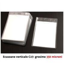 Ecusoane PVC, 350 microni grosime