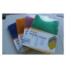 Coperti PVC transparent color A4