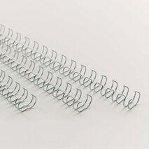 Inele din metal pentru indosariat pas 2:1 format A4
