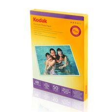 Topul de hartie Foto Kodak contine 50 de coli cu suprafata Super Lucioasa, format 4R cu greutate de 200 de grame/mp.  Caracteristici: suprafata Super Lucioasa greutate 200 grame/mp format 4R ambalare - top 50 coli rezistenta la apa uscare instantanee grosime 250 microni