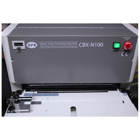 Echipament de perforat documente in vederea indosarierii SPC CBX-100
