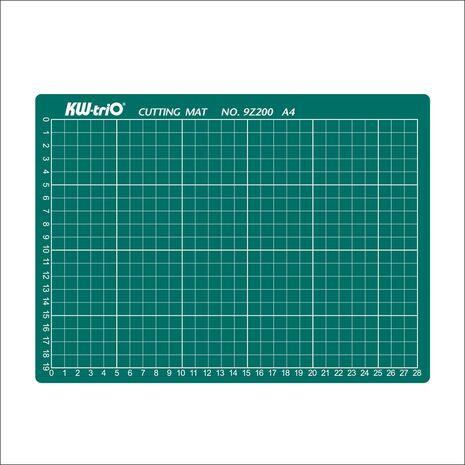 """Placute suport taiere cu proprietati de """"REGENERARE"""" KW-Trio A4, 3mm, 22x30"""