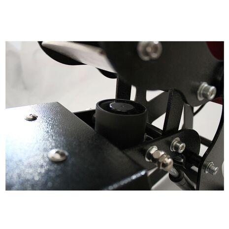 Presa de transfer pentru sepci MICROTEC MAX-CAP-B