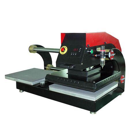 Presa transfer plana cu actionare pneumatica MICROTEC APDS-15