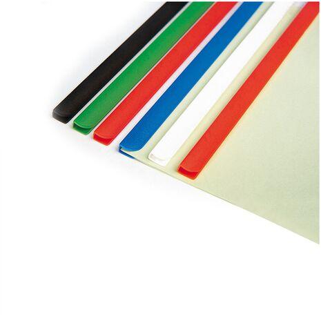 Baghete din plastic pentru indosarierea documentelor