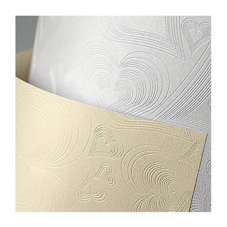 Carton doar pentru tipar laser LOVE, alb, format A4, 220g/mp
