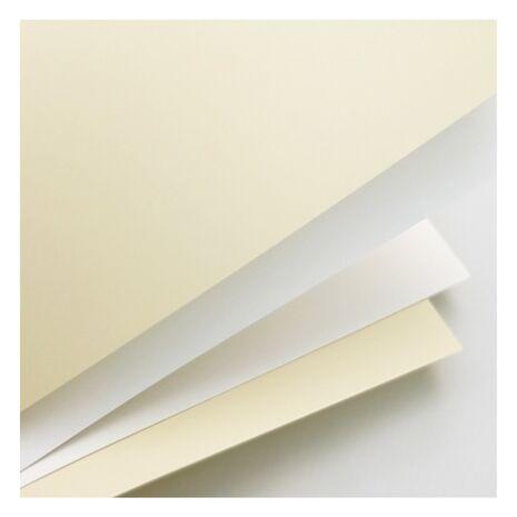 Carton SMOOTH SATIN crem, format A4, 250g/mp