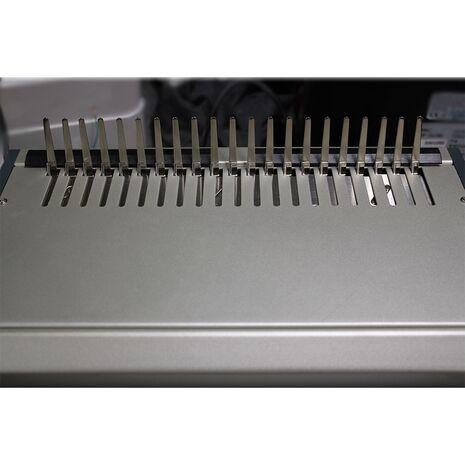 Indosariere cu inele din plastic  UNITEC CB-1430EIndosariere cu inele din plastic  UNITEC CB-1430E