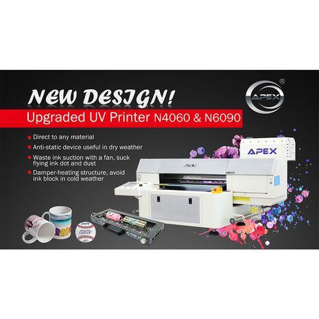 IMPRIMANTA UV FLATBED MICROTEC APEX N4060